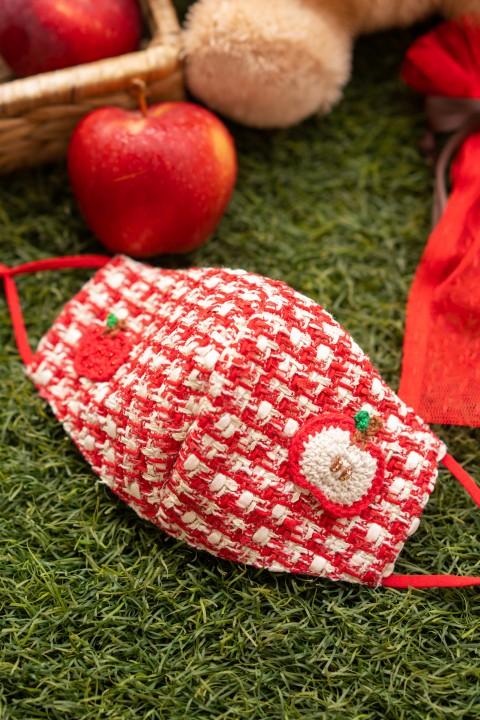 La Mask de Teddy et Pommes